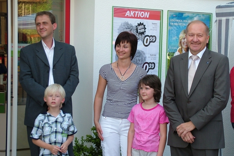 Eröffnung im Jahr 2007