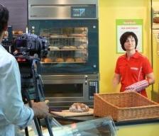 TV-Werbeaufnahmen 2010