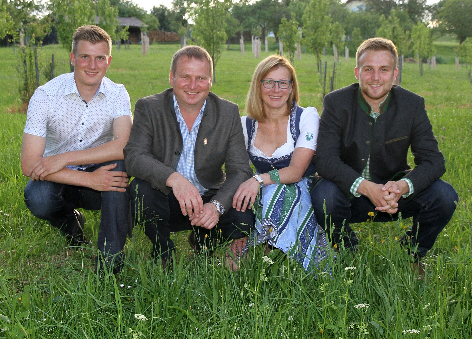 Familie Hackl