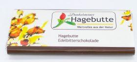 Hagebutte Edelbitterschokolade